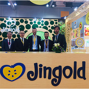 Jingold Asia Fruit Logistica